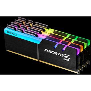 32GB G.Skill Trident Z RGB DDR4-3200 DIMM CL16 Quad Kit