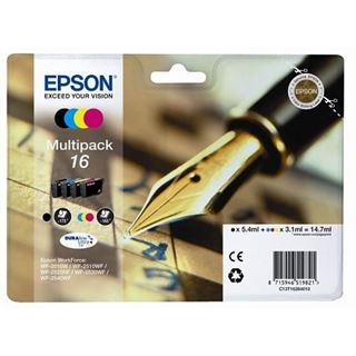 Epson schwarz/colour 16