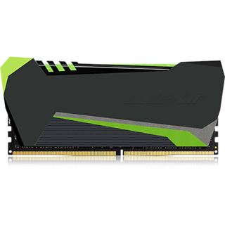 16GB Avexir Green Tesla DDR4-2800 DIMM CL15 Dual Kit
