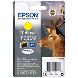 Epson Singlepack T1304 Durabrite Gelb