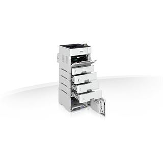 Canon i-SENSYS LBP352x S/W Laser Drucken LAN / USB 2.0