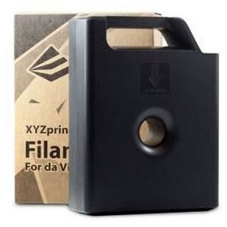DaVinci Filamentcassette Natur ABS für 3D Drucker Da Vinci