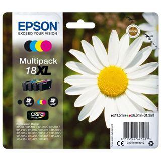 Epson Tinte 18 xl C13T18164012 cyan, magenta, gelb