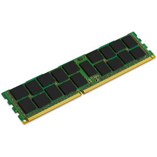 8GB Kingston DDR3-1600 regECC DIMM CL11 Single