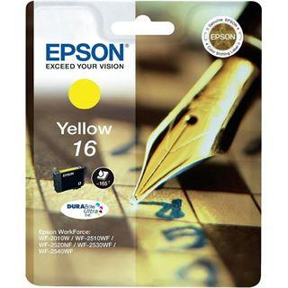 Epson Tinte 16 C13T16244022 gelb