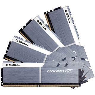 32GB G.Skill Trident Z silber/weiß DDR4-3200 DIMM CL16 Quad Kit
