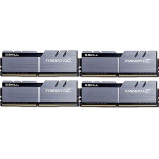64GB G.Skill Trident Z silber/schwarz DDR4-3200 DIMM CL16 Dual Kit