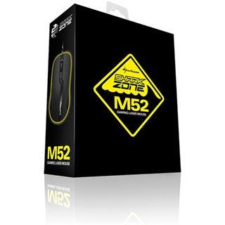Sharkoon Shark Zone M52 USB schwarz (kabelgebunden)
