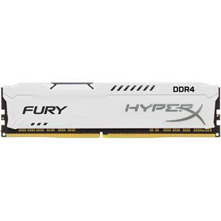 64GB HyperX FURY weiß DDR4-2133 DIMM CL14 Quad Kit