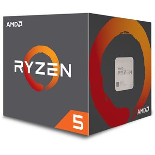 AMD Ryzen 5 1600 6x 3.20GHz So.AM4 BOX