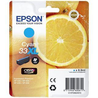 Epson SGLPCK CYAN 33XL PREM.INK