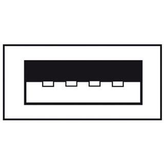 (€2,17*/1m) 1.80m Digitus USB2.0 Verlängerungskabel doppelt geschirmt USB A Stecker auf USB B Stecker Schwarz vernickelt