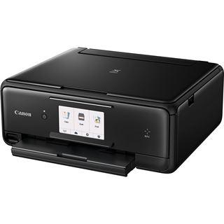 Canon PIXMA TS8050 (1369C089) Tinte Drucken / Scannen / Kopieren Cardreader / USB 2.0 / WLAN
