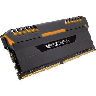 64GB Corsair Vengeance RGB DDR4-2666 DIMM CL16 Octa Kit