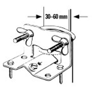 Hama SAT/Antennen-Mastfuß