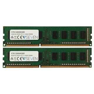 8GB V7 DDR3-1600 DIMM CL11 Dual Kit