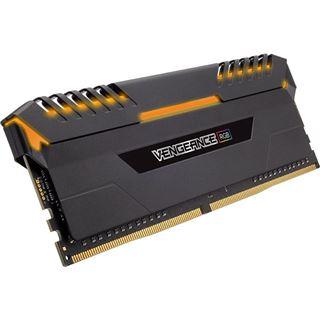 32GB Corsair Vengeance RGB DDR4-3600 DIMM CL18 Quad Kit