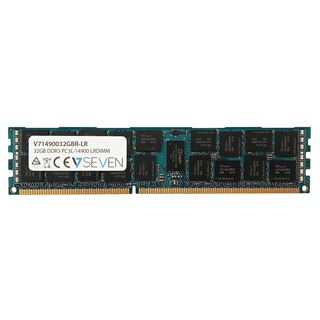 32GB V7 V71490032GBR-LR DDR4-2400 regECC DIMM CL11 Single
