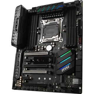 MSI X299 SLI Plus Intel X299 So.2066 Quad Channel DDR4 ATX Retail
