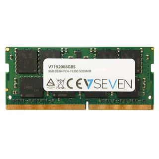 8GB V7 V7192008GBS DDR4-2400 SO-DIMM CL17 Single