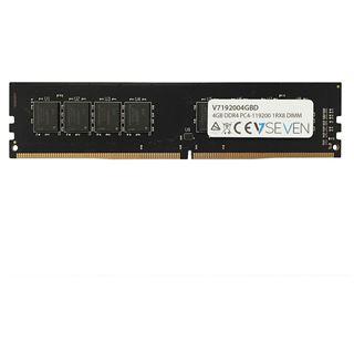 4GB V7 V7192004GBD DDR4-2400 DIMM CL17 Single