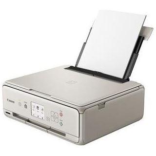 Canon PIXMA TS5051 weiß Tinte Drucken / Scannen / Kopieren Cardreader / USB 2.0 / WLAN