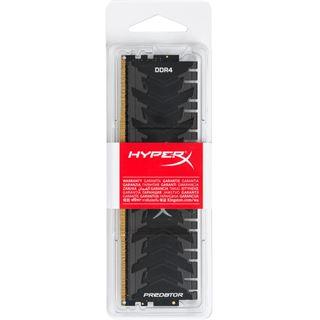16GB HyperX Predator schwarz DDR4-2400 DIMM CL12 Single
