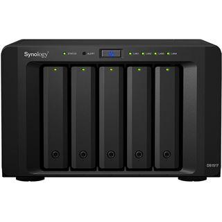 Synology DiskStation DS1517 ohne Festplatten