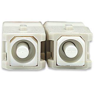 (€2,97*/1m) 3.00m Intellinet LWL Duplex Anschlusskabel 50/125 µm OM2 SC Stecker auf SC Stecker Orange LSOH / Multimode