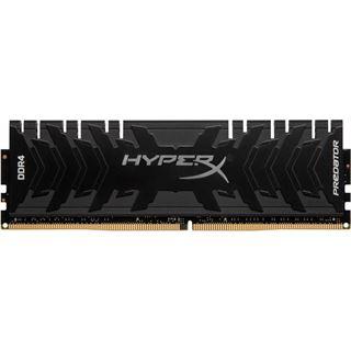 16GB HyperX Predator schwarz DDR4-2666 DIMM CL13 Single