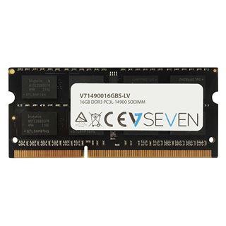 16GB V7 V71490016GBS-LV DDR3-1866 SO-DIMM CL13 Single