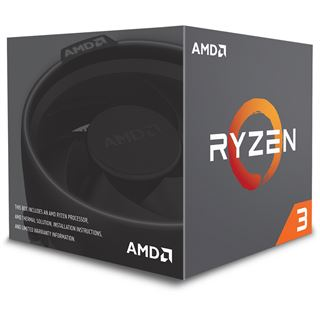 AMD Ryzen 3 1300X 4x 3.40GHz So.AM4 BOX
