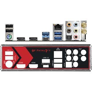ASRock Fatal1ty AB350 Gaming-ITX/ac AMD B350 So.AM4 Dual Channel DDR4 Mini-ITX Retail