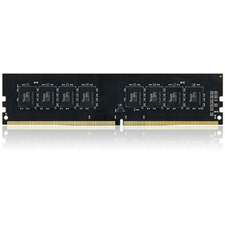 16GB TeamGroup Elite schwarz DDR4-2400 DIMM CL16 Single