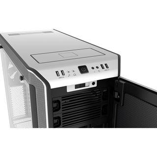 be quiet! Dark Base Pro 900 gedämmt mit Sichtfenster Big Tower ohne Netzteil weiss