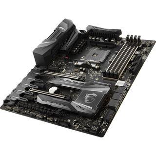 MSI X370 GAMING M7 ACK AMD X370 So.AM4 Dual Channel DDR4 ATX Retail