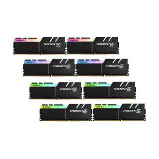 64GB G.Skill Trident Z RGB DDR4-4000 DIMM CL18 Octa Kit