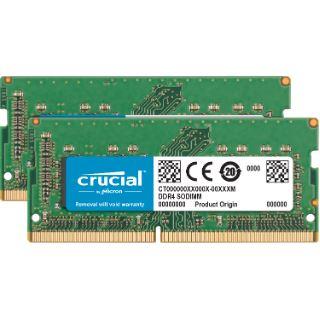 16GB Crucial CT2C8G4S24AM DDR4-2400 SO-DIMM CL17 Dual Kit