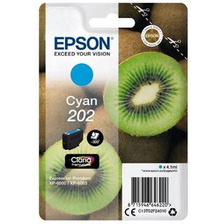 EPSON C13T02F24010 XP6000 TINTE cyan