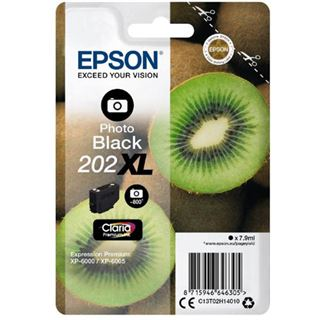 EPSON C13T02H14010 XP6000 FOTOTINTE schwarz