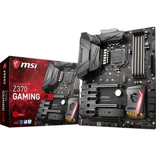 MSI Z370 GAMING M5 Intel Z370 So.1151 Dual Channel DDR4 ATX Retail