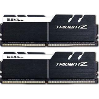 32GB G.Skill Trident Z schwarz/weiß DDR4-3600 DIMM CL17 Dual Kit