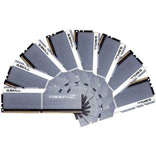 128GB G.Skill Trident Z silber/weiß DDR4-3600 DIMM CL17 Octa Kit