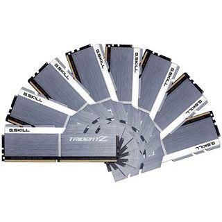 64GB G.Skill Trident Z silber/weiß DDR4-4200 DIMM CL19 Octa Kit