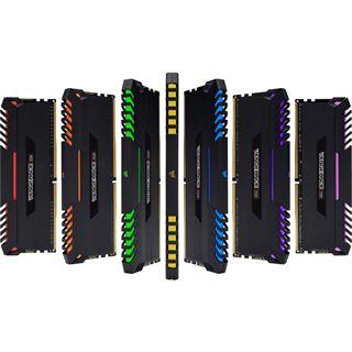 64GB Corsair Vengeance RGB schwarz DDR4-3200 DIMM CL16 Quad Kit