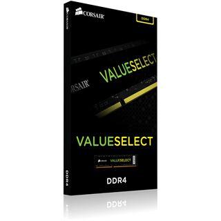 8GB Corsair Value Select DDR4-2400 DIMM CL16 Single