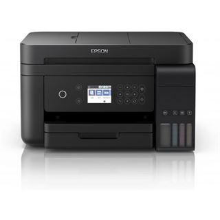 Epson EcoTank ET-3750 Tintenstrahl-Multifunktionsgerät (A4,3-in-1, Drucker,Kopierer,Scanner, WLAN,LAN, Tintentanksystem)
