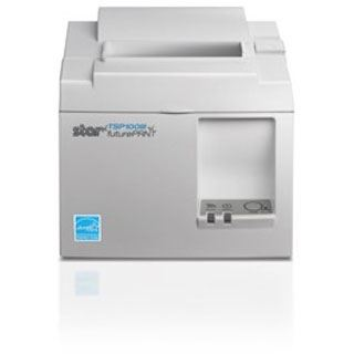 Star Micronics TSP143IIIBI-230 Bondrucker ultraweiß