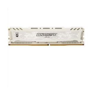 16GB Crucial Ballistix Sport LT weiß DDR4-2666 DIMM CL16 Single