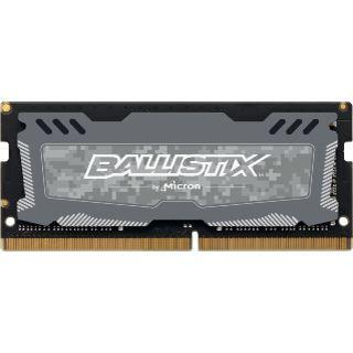 4GB Crucial Ballistix Sport LT Single Rank grau DDR4-2400 SO-DIMM CL16 Single